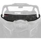Clear Half-Fixed Windshield - 3006