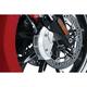Chrome Front Brake Caliper Cover - 7446