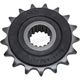 Front Rubber 17 Tooth Cushioned Sprocket - JTF704.17RB