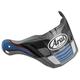 Matte Black/Blue/Gray Frost Visor for XD4 Vision Helmet - 93969
