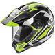 Black/White/Fluorescent Yellow XD4 Catch Helmet