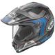 Matte Black/Blue/Gray Frost XD4 Vision Helmet