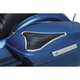 Chrome Saddlebag Scuff Protectors - 6824