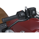 Gloss Black Legacy Lever Set - 7136
