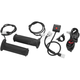 Black ATV Heated Grips - AM10801E