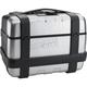 Silver/Matte Monokey Trekker 46 Liter Case - TRK46NA