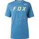 Heather Blue Grizzled SS Tech T-Shirt