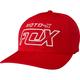 Red Phonetic FlexFit Hat