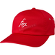 Womens Bright Red Fox & Chains Hat - 21841-179-OS
