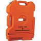 Orange 2-Gallon First Aid Preparedness Pack - RX-FA -EMPTY