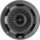 Black 6.5 in. Coaxial Marine Speakers - WET65-C