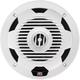 White 7.7 in, Coaxial Marine Speakers - WET77-W