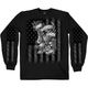 Black Let Freedom Ride Long Sleeve Shirt