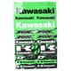 Kawasaki 2 Decal Sheet - 40-20-101