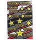 Rockstar Decal Sheet - 40-90-601