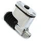 Chrome Rear Master Cylinder - 23-0875