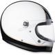 Black/White Legends X3000 Helmet