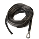 Black 3/16 in. x 50 ft. Synthetic Winch Rope - 078454