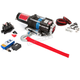 4500 lb. Winch w/Synthetic Rope - 4500