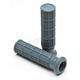 Grey Single Density Medium Full Waffle ATV Grips - 1-VLG-583-1 MED 431C