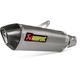 Titanium Slip-On Muffler - S-K4SO5-HRT