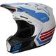 White/Red/Blue V3 RWT Limited Edition Helmet