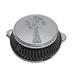 Chrome Celtic Cross Air Cleaner Kit - LA-2397-03