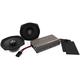 225 Watt Amp and Gen3 Front Speaker Kit - 225-SG-KIT-AA