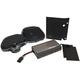 225 Watt Amp and Gen3 2 Ohm Front Speaker Kit For Factory Radio - 225-RG-KIT-AA