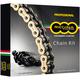 Gold 520ZRT Chain and Sprocket Kit - 5ZRT/114KKA026