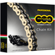 Gold 525ZRP Chain and Sprocket Kit - 7ZRP/106KTR003
