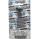 Handlebar Control Bolt Kit w/Knurled Allen Heads  - 2401-0983