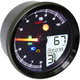 TNT-04 Multi-Function Meter w/Black Bezel - BA051411