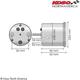 DL-01V Volt Meter - BA484B30-HD