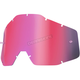 Pink Mirror Anti-Fog Replacement Lens - 51002-016-02
