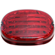 ProBeam LED Laydown Low-Profile Taillight w/Red Lens - PB-TL-LP-R