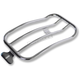 Chrome 7 in. Solo Luggage Rack - MWL-151-018