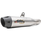 Street Series R-34 Stainless/Aluminum Slip-On Muffler - 12570BT510