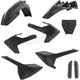 Black Full Replacement Plastic Kit - 2686460001