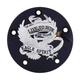 Black/Chrome Cam Position Sensor Eagle Spirit Cover - 66749