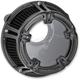 Black  Method Clear Series Air Cleaner - 18-965