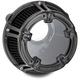 Black  Method Clear Series Air Cleaner - 18-966