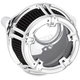 Chrome Method Clear Series Air Cleaner - 18-972