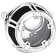 Chrome Method Clear Series Air Cleaner - 18-973