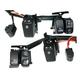 Handlebar Switch Wiring Kit w/Black Switches - 15152