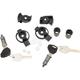 Key Security Lock Set for 2 Cases - SL102