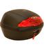Matte Black Monolock Simply II 45 Liter Top Case - E450NA