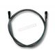 Black Pearl ABS 36 in. Universal Brake Line - AS4536