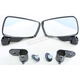 Folding Side View Mirrors - 18081