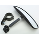 Wide Angle Rearview Mirror - 2 in. Clamp - 18052